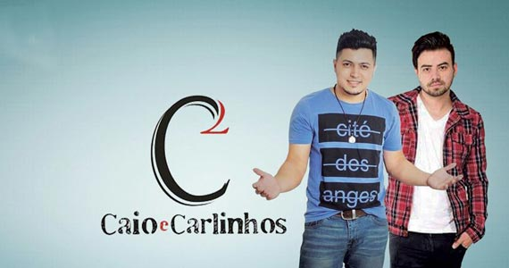 Caio e Carlinhos comandam a noite com muito sertanejo no Bar Birô Eventos BaresSP 570x300 imagem