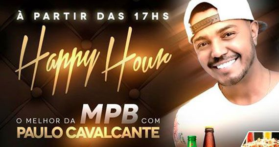 Happy hour com muito MPB no Boteco Capella com Paulo Cavalcante Eventos BaresSP 570x300 imagem