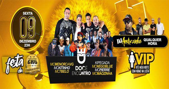 Festa GR6 com Doce Encontro, Menor da VG e convidados no Carioca Club Eventos BaresSP 570x300 imagem