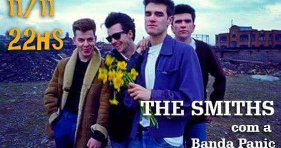 Banda Panic com muito The Smiths animando a noite do Casa Amarela Pub Eventos BaresSP 570x300 imagem