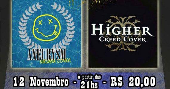 Bandas Aneurysm e Higher comandam a noite com pop rock na Casa Amarela Pub Eventos BaresSP 570x300 imagem