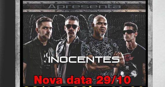 Banda Inocentes comanda a noite com pop rock no Casa Amarela Pub Eventos BaresSP 570x300 imagem