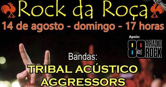 Festival Rock da Roça com bandas convidadas no Casa Amarela Pub Eventos BaresSP 570x300 imagem