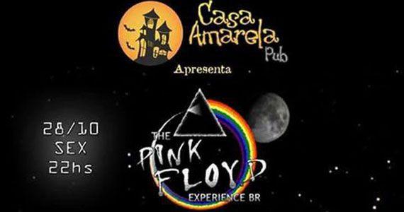 The Pink Floyd cover comandam a noite com pop rock no Casa Amarela Pub Eventos BaresSP 570x300 imagem