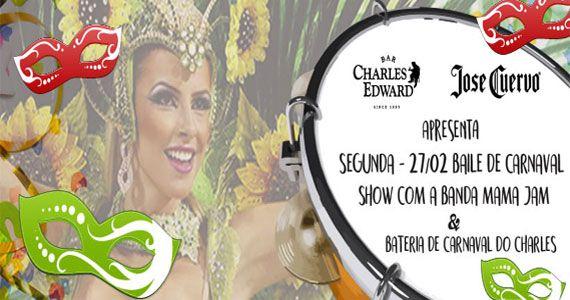 Baile de Carnaval do Charles Edward com Banda Mama Jam e bateria de Carnaval Eventos BaresSP 570x300 imagem
