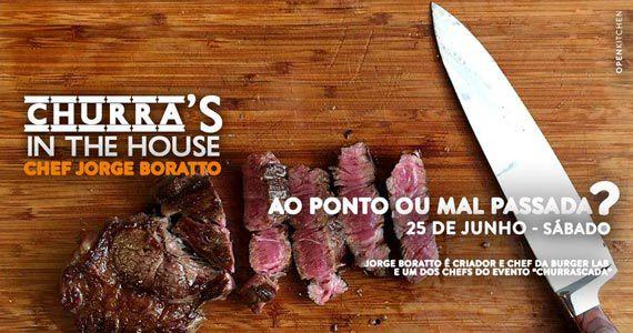 1ª edição do Churras In The House acontece neste sábado no Open Kitchen Eventos BaresSP 570x300 imagem
