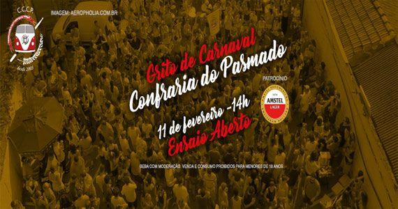 Grito de Carnaval do Bloco Confraria do Pasmado no Estúdio Eventos BaresSP 570x300 imagem