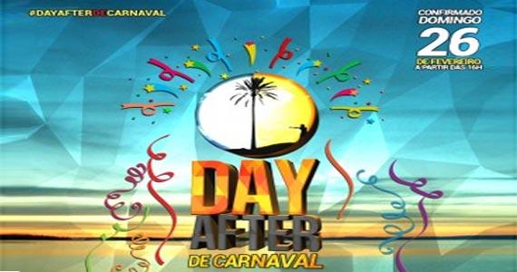 Domingo tem Dayafter Especial de Carnaval 2017 na Eazy Eventos BaresSP 570x300 imagem