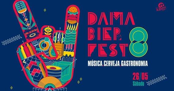 Dama Bier Fest 2018 acontece em maio na Cervejaria Dama Bier de Piracicaba Eventos BaresSP 570x300 imagem
