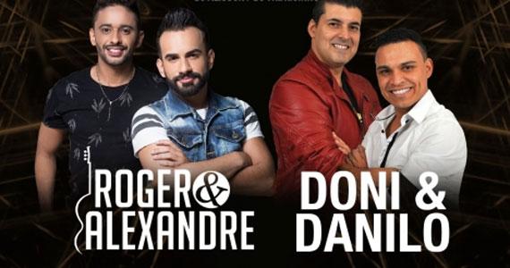 Deck and Friends com Djs e sertanejo de Roger & Alexandre e Doni & Danilo no San Diego Bar Eventos BaresSP 570x300 imagem