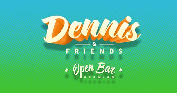 DJ Dennis reúne amigos em super festa no Estádio do Morumbi Eventos BaresSP 570x300 imagem