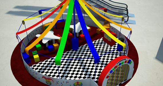 Carnaval no Shopping Eldorado recebe marchinhas e atividades para as crianças Eventos BaresSP 570x300 imagem
