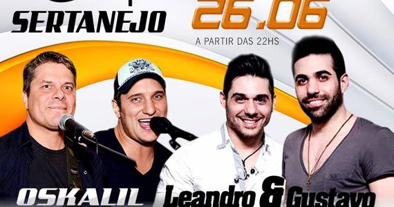 Espetaria Madá recebe Oskalil e Leandro & Gustavo para animar o domingo Eventos BaresSP 570x300 imagem