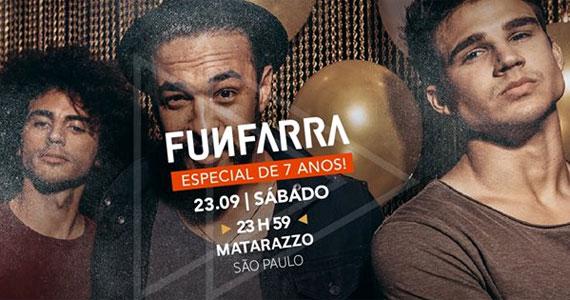 FunFarra arma edição histórica de 07 anos no Via Matarazzo Eventos BaresSP 570x300 imagem