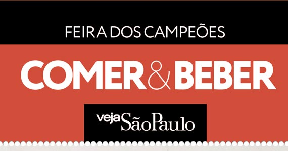 Veja São Paulo realiza a Feira dos Campeões Comer & Beber no Jockey Club Eventos BaresSP 570x300 imagem