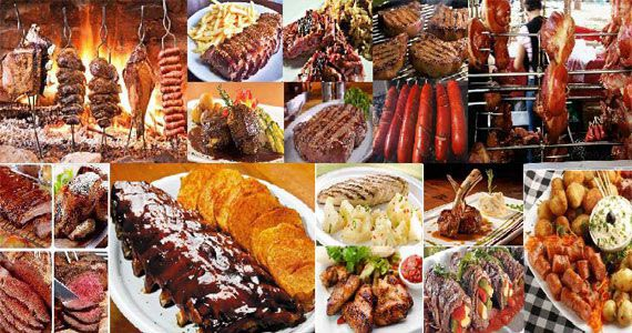 feira-gastronomicas Festival de Carne acontece de terça à domingo no Tatuapé Streat Park BaresSP