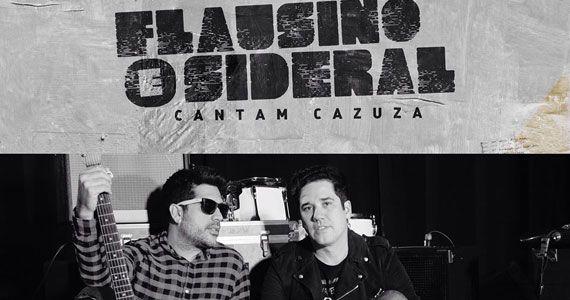 Rogerio Flausino e Wilson Sideral fazem show em homenagem a Cazuza no Teatro Bradesco Eventos BaresSP 570x300 imagem