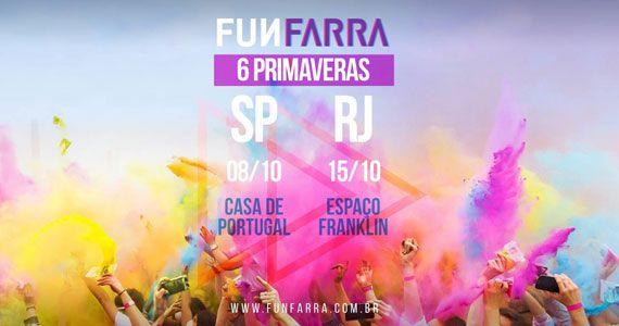 Festa Funfarra comemora 6 anos com programação especial na Casa de Portugal Eventos BaresSP 570x300 imagem