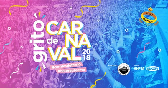 Bloco Casa Comigo realiza Grito de Carnaval no Traço de União Eventos BaresSP 570x300 imagem