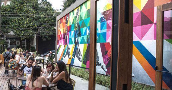 High Line abre sua pistinha e anima a véspera de feriado com DJ convidados Eventos BaresSP 570x300 imagem