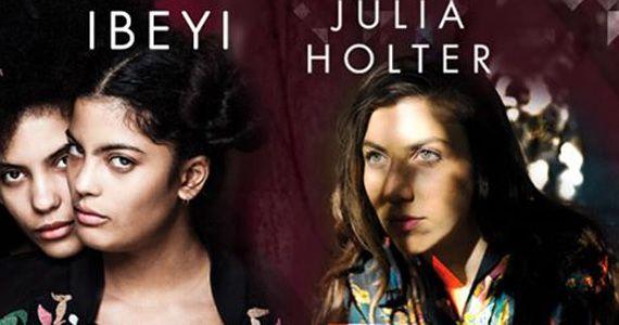 Pela primeira vez no Brasil, Ibeyi e Julia Holter se apresentam no Audio Club Eventos BaresSP 570x300 imagem