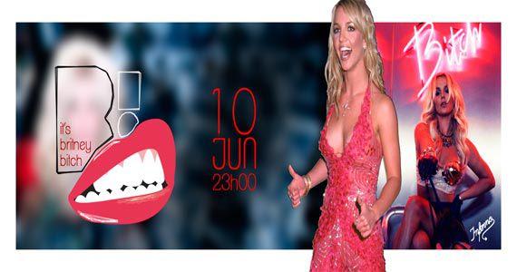 Party Bitch especial Britney Spears agitando a sexta do Inferno Club Eventos BaresSP 570x300 imagem