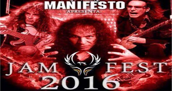 Muito rock roll com JAMFEST com especiais de Hard Rock/Metal no Manifesto Bar Eventos BaresSP 570x300 imagem