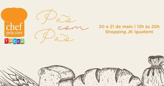 TUCCA realiza evento gastronômico inédito com feira de pães no JK Iguatemi Eventos BaresSP 570x300 imagem