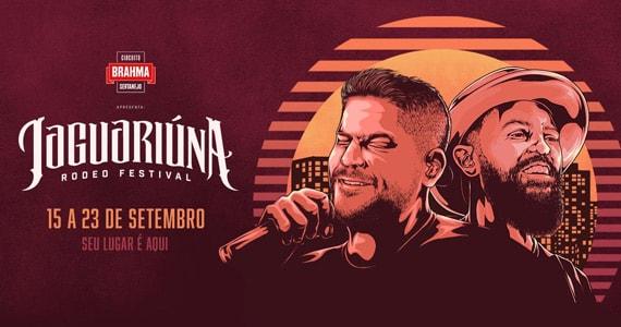 Jaguariúna Rodeo Festival 2017 recebe o melhor do sertanejo com line-up especial Eventos BaresSP 570x300 imagem