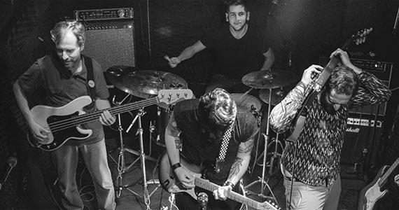 Banda James Brownie traz o melhor do rock, groove e indie no B Music Bar Eventos BaresSP 570x300 imagem