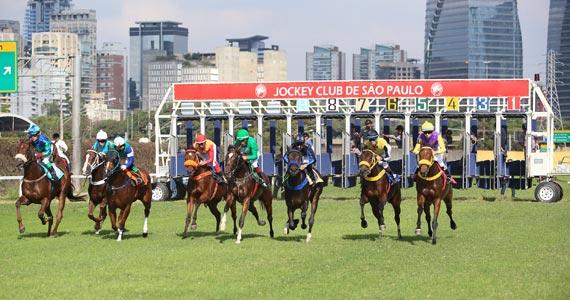 93ª edição do Grande Prêmio São Paulo de Turfe acontece no Jockey Club Eventos BaresSP 570x300 imagem