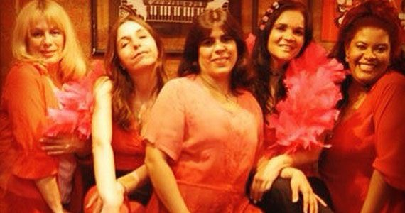 Ladies Blues Band apresenta seus sucessos no palco do Bourbon Street Music Club BaresSP