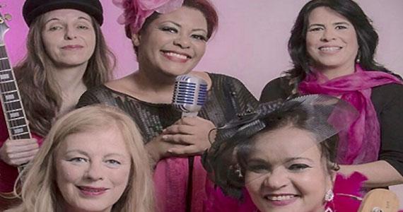 Ladies Blues Band se apresenta no Ao Vivo Music com participação especial de Golden Lords Eventos BaresSP 570x300 imagem