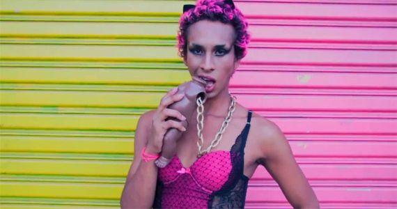Show da MC Linn da Quebrada no Sesc Belenzinho com participação de Lay Eventos BaresSP 570x300 imagem