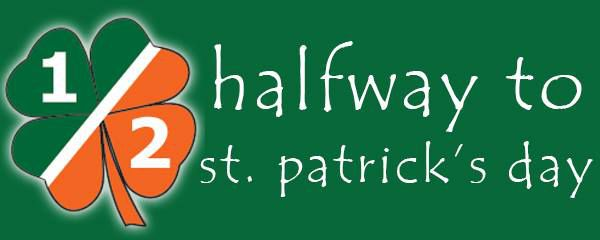 Halfway to St. Patricks Day com DJs e bandas de rock no O'Malley's Pub Eventos BaresSP 570x300 imagem