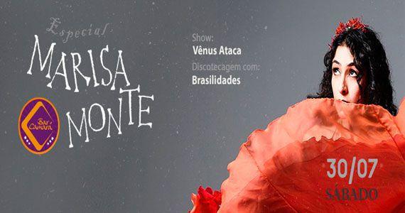 Bar Camará recebe o show em tributo a cantora Marisa Monte no sábado Eventos BaresSP 570x300 imagem