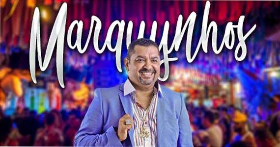 Marquynhos se apresenta no Templo Bar de Fé com o melhor do samba Eventos BaresSP 570x300 imagem