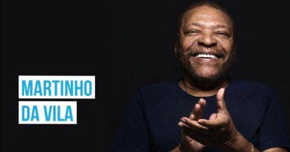 Martinho da Vila apresenta show De Bem Com a Vida no Theatro NET São Paulo Eventos BaresSP 570x300 imagem