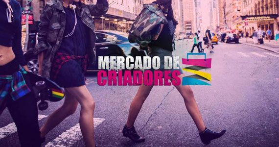 Mercado dos Criadores #3 acontece neste final de semana no Memorial a América Latina Eventos BaresSP 570x300 imagem