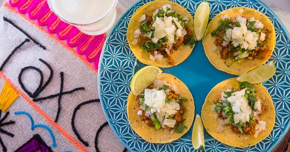 Mexicaníssimo - Brooklin participa do festival Taco Tuesday Eventos BaresSP 570x300 imagem