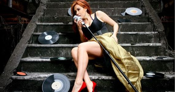 Miranda Kassin faz tributo a Amy Winehouse em show no Cine Joia Eventos BaresSP 570x300 imagem