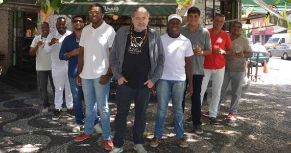 Moacyr Luz e o Samba do Trabalhador lançam DVD com show no Pirajá Eventos BaresSP 570x300 imagem