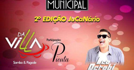 Véspera de feriado com 2ª edição JucaNário no Boteco Municipal Eventos BaresSP 570x300 imagem