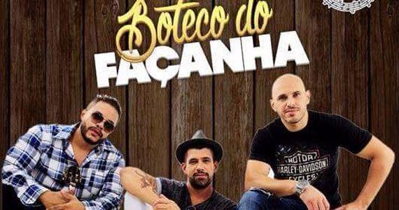 Boteco do Façanha com grupos Clubinho do Samba e Façanha no Boteco Municipal Eventos BaresSP 570x300 imagem