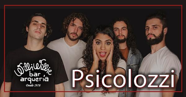 Programação - Banda Psicolozzi (classic rock)