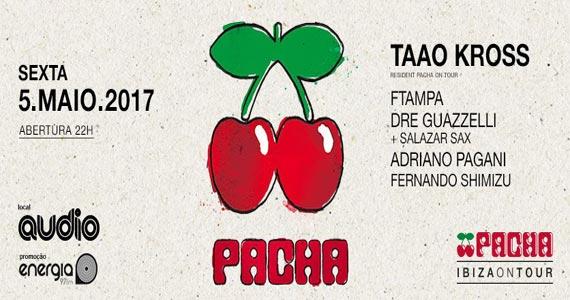 Pacha, festa tradiconal de Ibiza chega à Audio nesta sexta-feira Eventos BaresSP 570x300 imagem