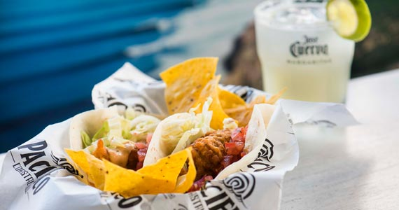 Pacifico Coastal Grill participa do festival Taco Tuesday Eventos BaresSP 570x300 imagem