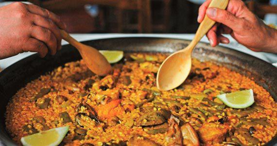 Escritório de Turismo da Espanha realiza feira gastronômica para celebrar o Dia Mundial da Tapa no Unibes Cultural Eventos BaresSP 570x300 imagem