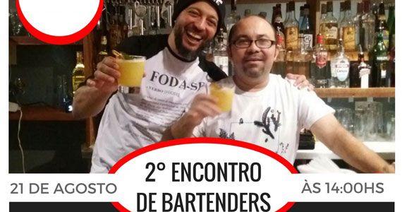 2º Encontro de Bartenders recebe Márcio Silva no Boteco Paramount Eventos BaresSP 570x300 imagem