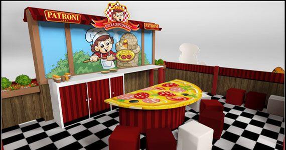 Patroni promove escola de pizzaiolos em parceria com Instituto Ayrton Senna no Shopping Eldorado Eventos BaresSP 570x300 imagem